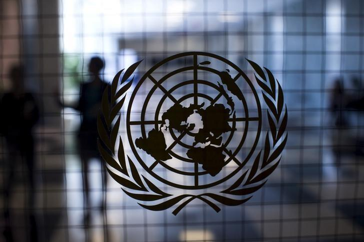 UN logo without words