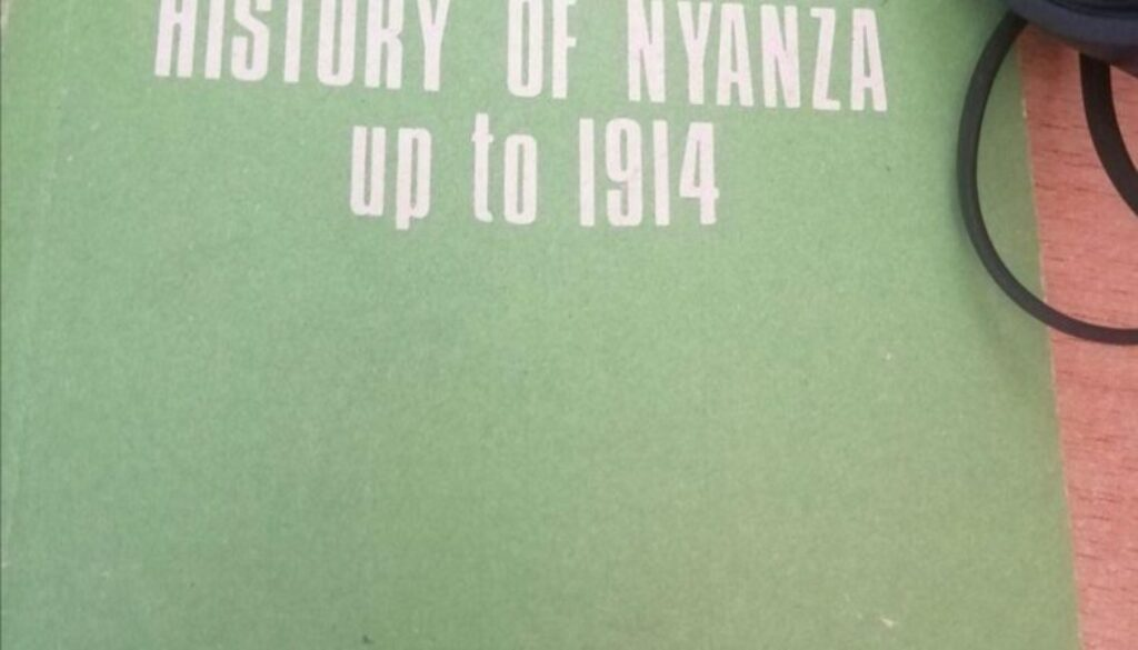 Outline History of Nyanza