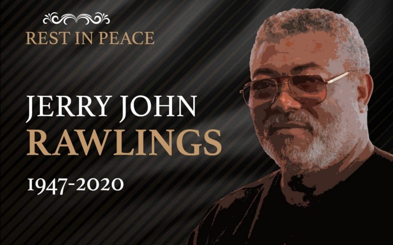 Jerry Rawlings profile
