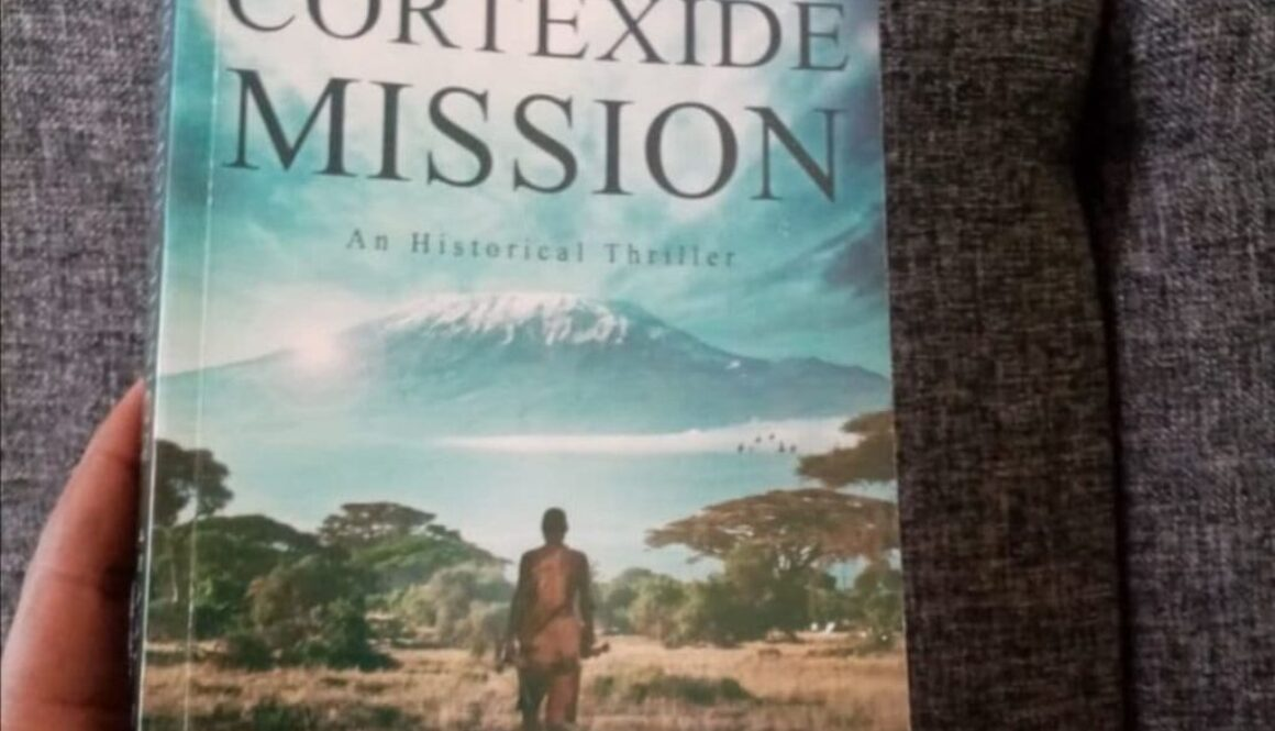 The Cortexide Mission by Isaac Ndolo