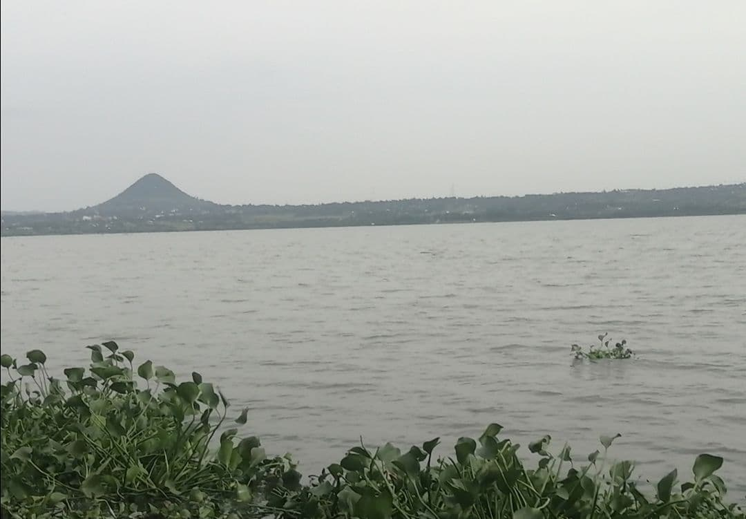 Lake Victoria overlooking Homabay Town