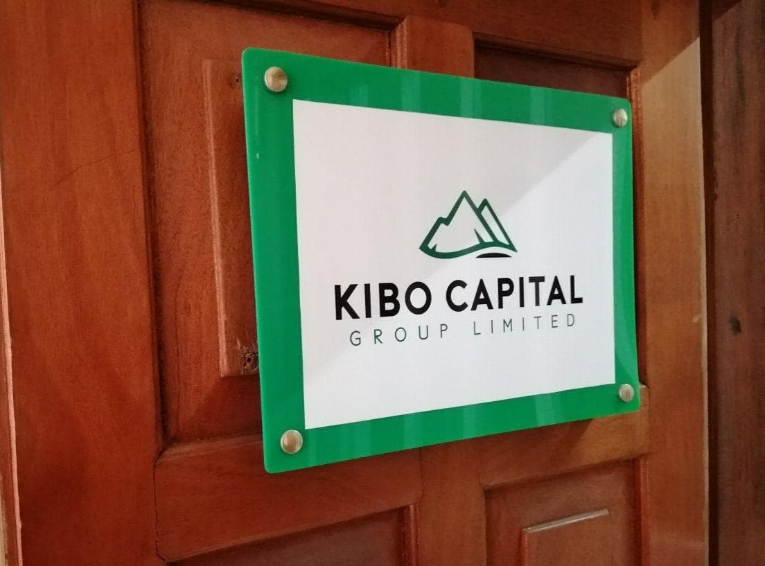 Kibo Capital Group Limited - Green