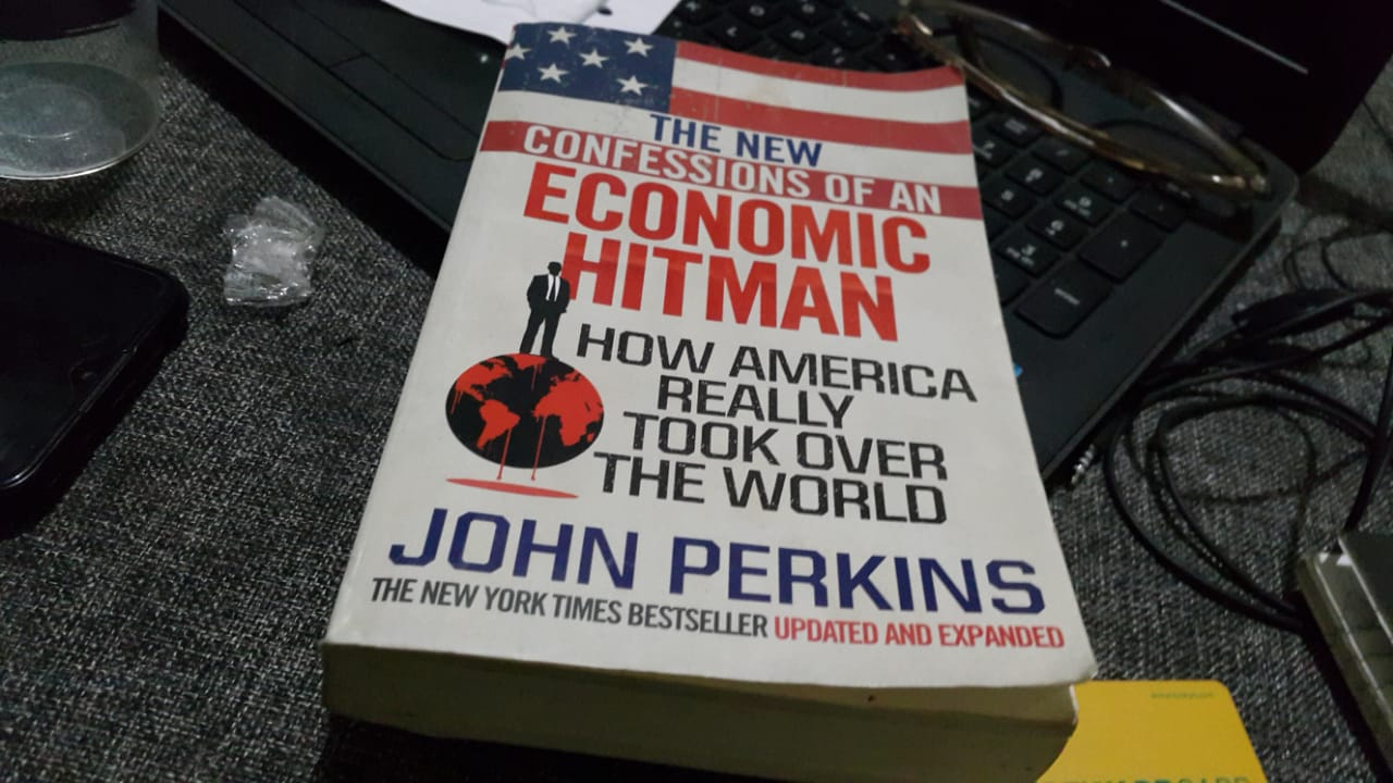 Confessions of an Economic Hit Man_ How America Really Took over the World by John Perkins