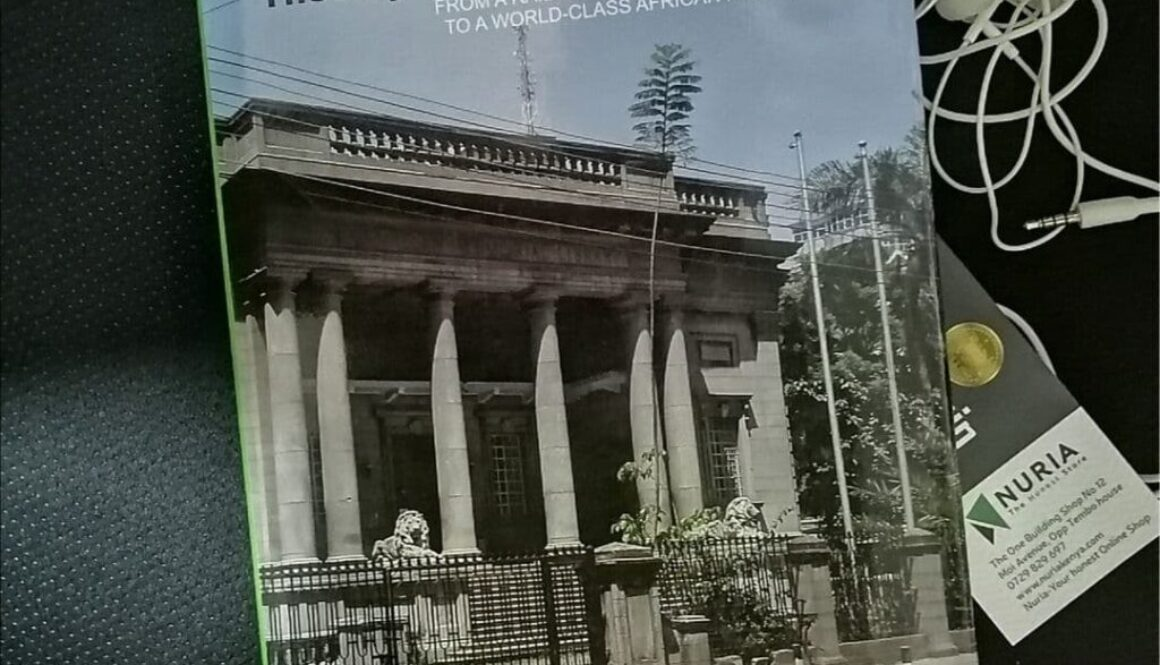 History of Nairobi 1899 – 2012_From A Railway Camp and Supply Depot To A World-Class African Metropolis by Prof Bethwell A. Ogot and Prof. Madara Ogot